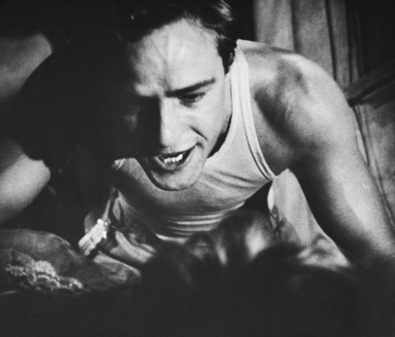 the past in a streetcar named desire essay A streetcar named desire (1951) famously embodies the clash of these two   we learn about her past, the fake version and then the real.
